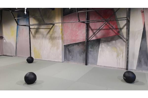 Ferrum gym - 1