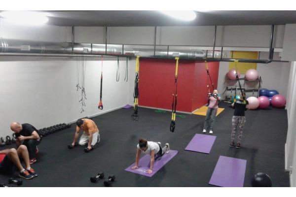 Ferrum gym - 2