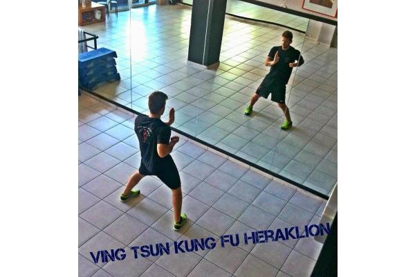 Ving Tsun Kung Fu Association Europe Greece - 2