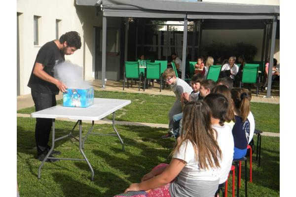 Planet Physics Summer Camp - 4