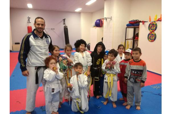 Ακαδημία Shotokan Karate Do Ηρακλείου - Κατσαντάς Βασίλης - 3