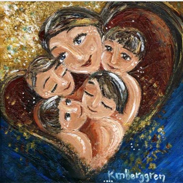 Τα 4 στηρίγματα της υγειούς οικογένειας